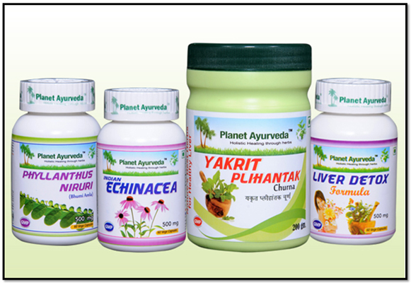 Herbal Remedies for Liver Diseases, Natural Treatment