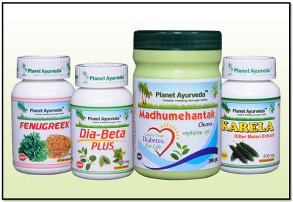Herbal Remedies For Diabetes Treatment Diabetes Support Pack