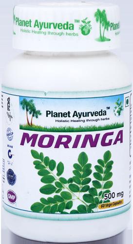 Planet Ayurveda Moringa Capsules - Usage, Dosage and